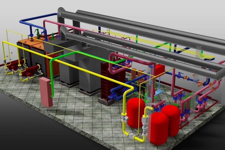 Блочно-модульные котельные: транспортабельные водогрейные установки на твердом топливе и на газе, особенности строительства и производители