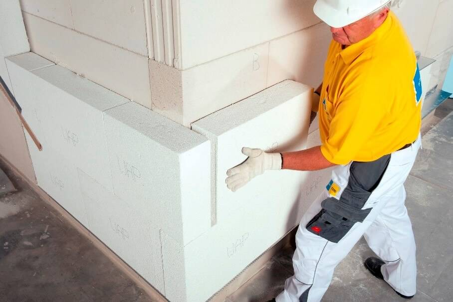 Чем отделать фасад дома из газобетона – выбираем стройматериалы для облицовки