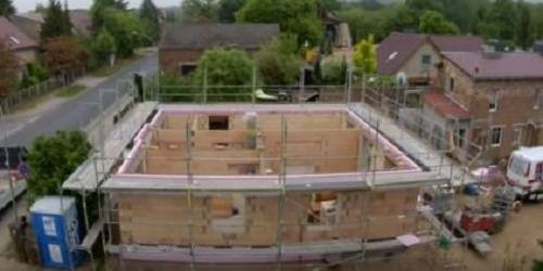 Дом из панелей по немецкой технологии. как строить немецкие дома