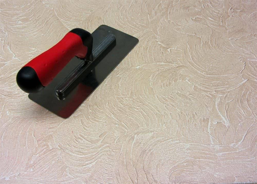 Кельма для декоративной штукатурки - правильный выбор и использование кельмы для декоративной штукатурки + полезные советы при проблемах