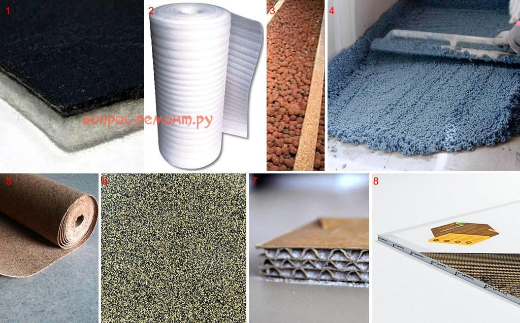 Рулонная шумоизоляция: современные материалы в рулонах для звукоизоляции стен в квартире