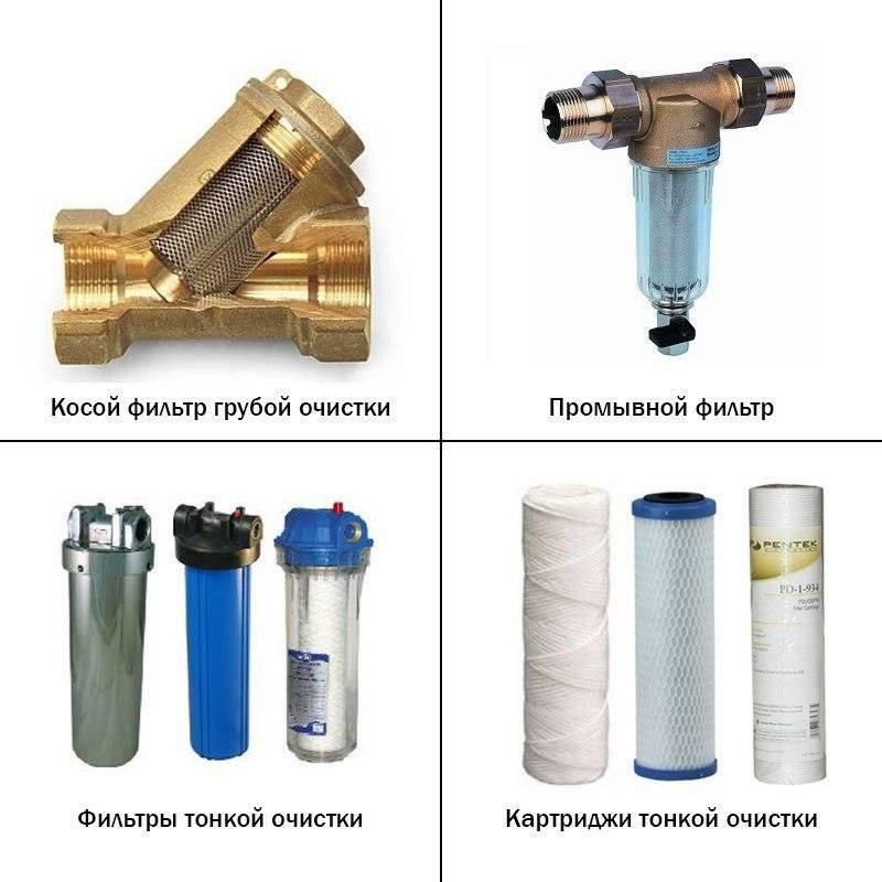 Выбираем фильтр для воды — какой лучше?