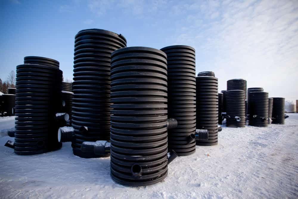 Пластиковый канализационный колодец — виды и особенности устройства