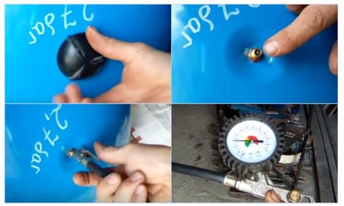 Причины неисправности гидроаккумулятора для систем водоснабжения | гидро гуру