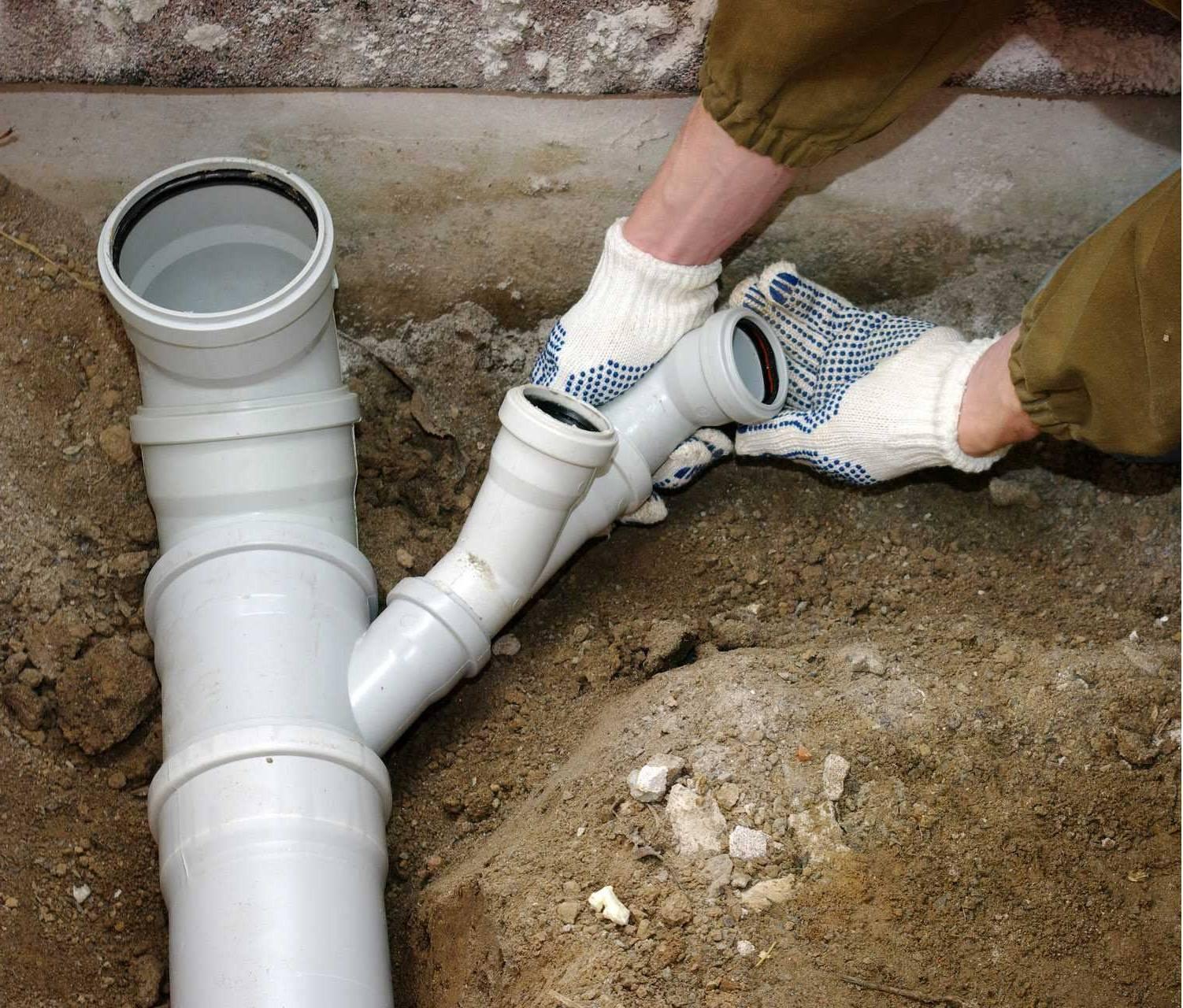 Виды канализации и типы: какие бывают системы