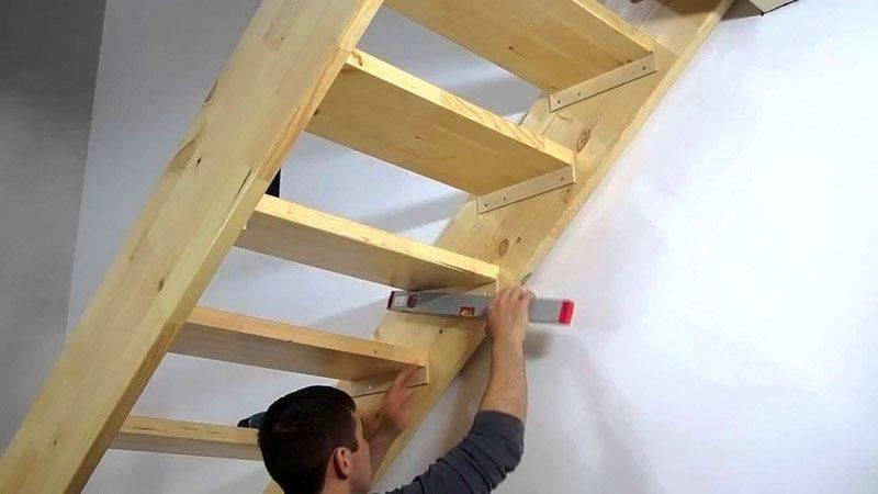 Как сделать лестницу: 135 фото постройки лестницы своими руками быстро и просто