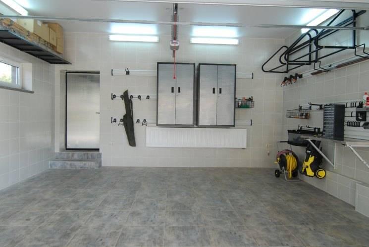 Внутренняя и внешняя отделка гаража своими руками