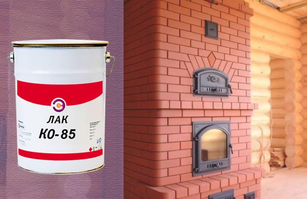 Чем лучше покрасить печь из кирпича в доме или на даче своими руками- пошаговая инструкция
