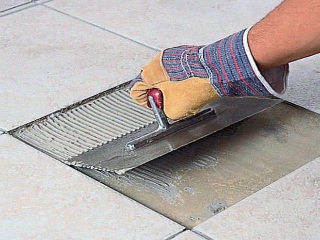 Укладка плитки без швов или о чем говорят специалисты