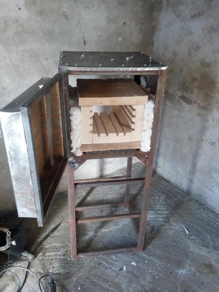 Муфельные печи: принцип работы и сфера применения