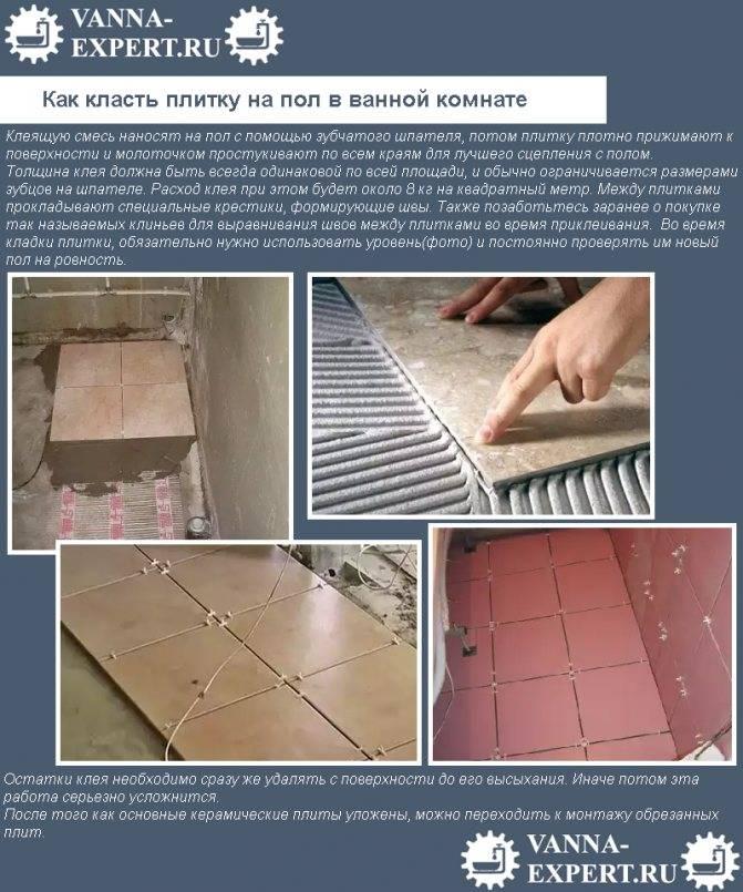Правильная технология укладки плитки на стену: все этапы, важные нюансы и как это выглядит