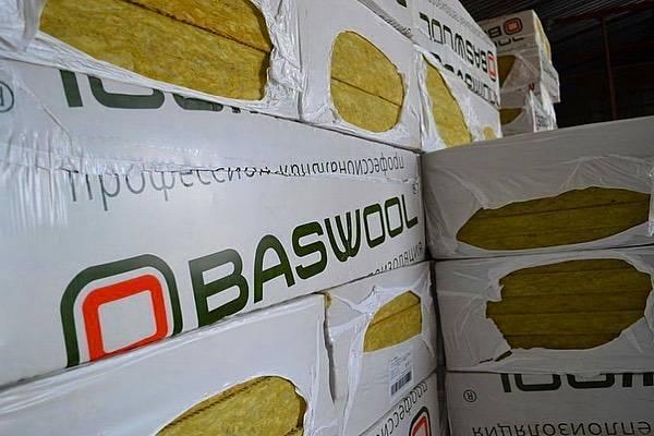Утеплитель басвул (baswool): базальтовый, минеральная вата