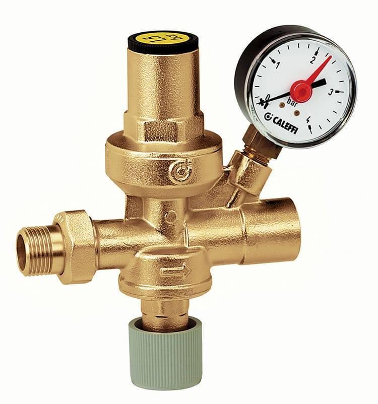 Регулятор давления в системе водоснабжения: как устроен и принцип действия