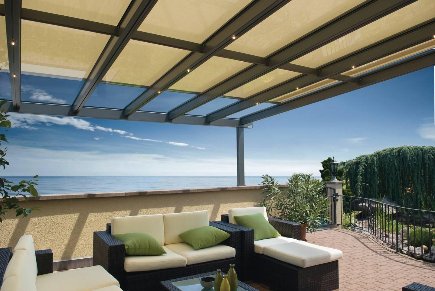 Устройство террасы на крыше: проектирование, материалы, варианты