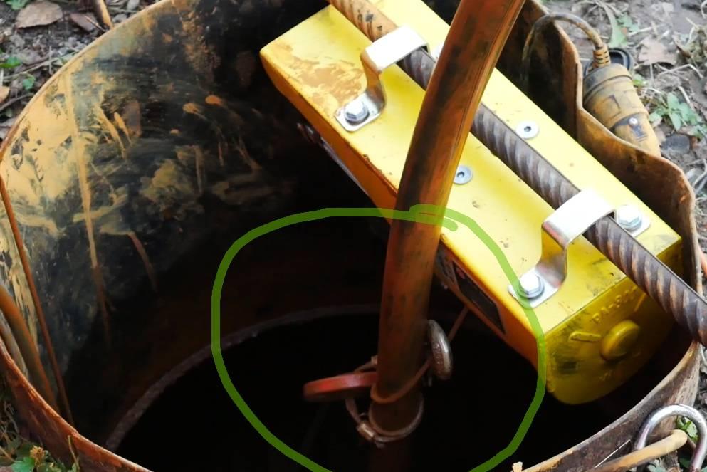 Застрял насос в скважине как вытащить своими руками