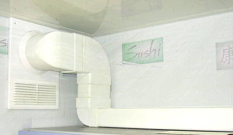 Вентиляция на кухне с вытяжкой: выбираем, монтируем