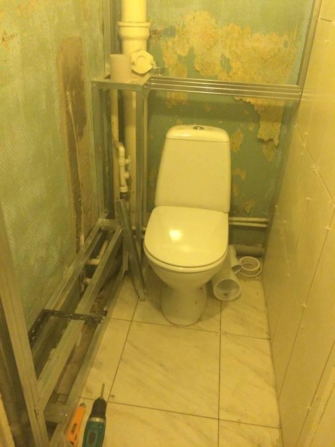 Ремонт туалета своими руками: инструкция и типичные ошибки домашних мастеров