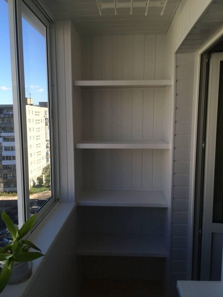 Дизайн балкона со шкафом: 165+ (фото) современных идей