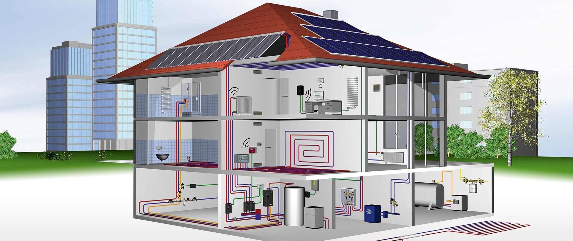 Отопление загородного дома: без газа, варианты обогрева электричеством, обогреватели, какой системой лучше прогреть помещение
