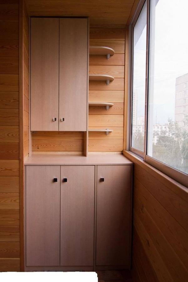 Как самому сделать шкаф на балконе - клуб мастеров
