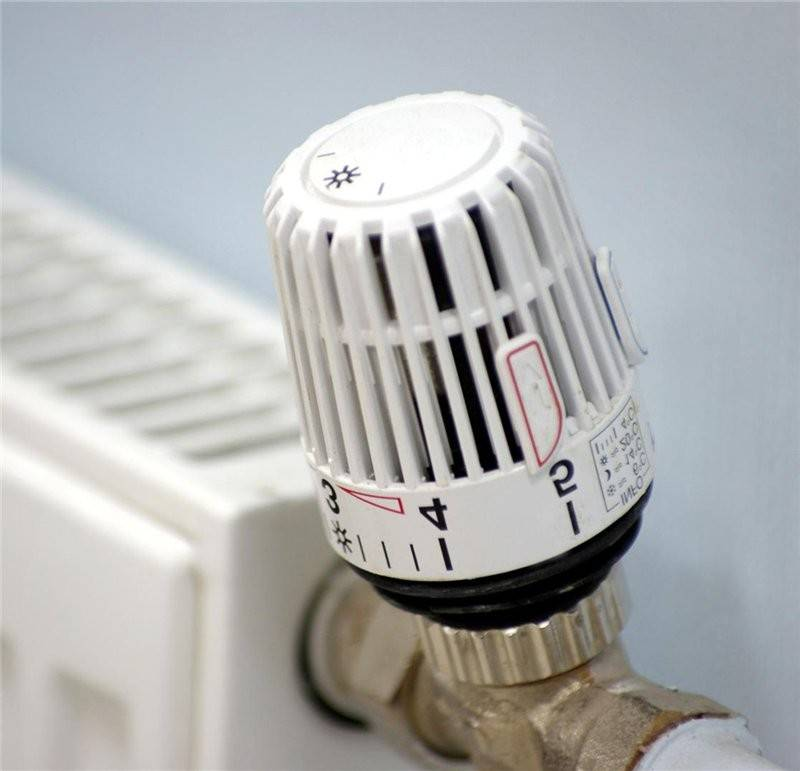 Терморегулятор для радиатора отопления: виды, установка