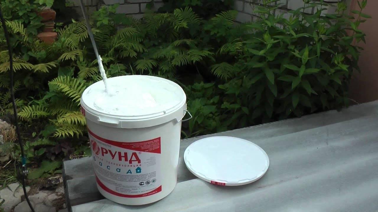 Теплоизоляционная краска: выбор и нанесение жидкого утеплителя