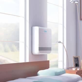 Виды и устройство приточной вентиляции с подогревом воздуха