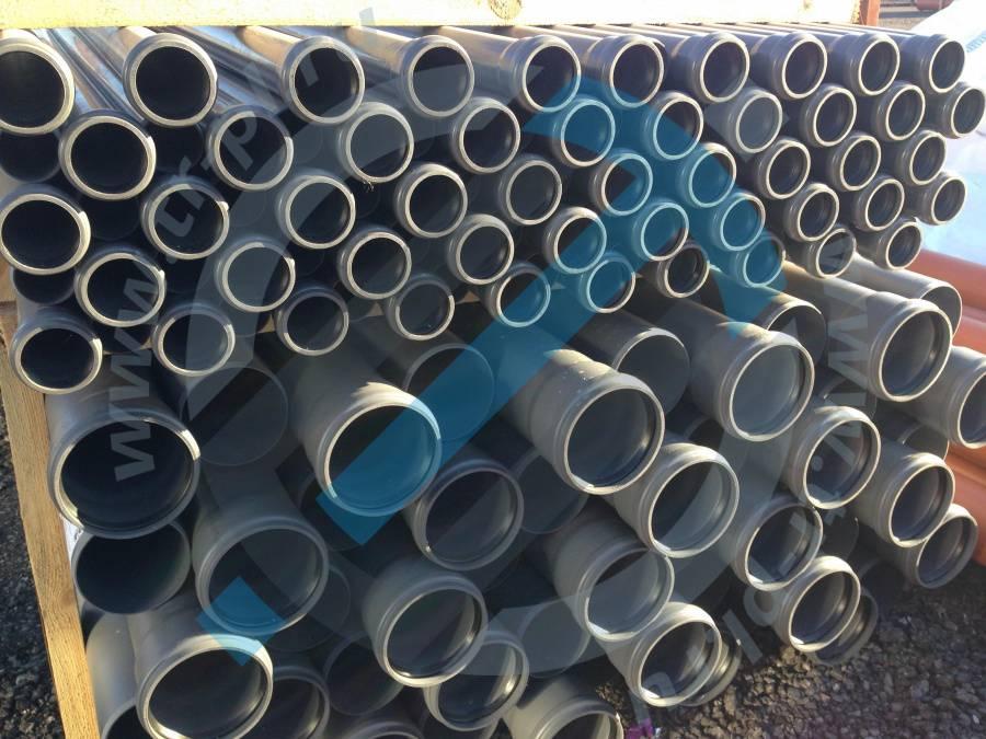 Как подобрать размер канализационных пластиковых труб