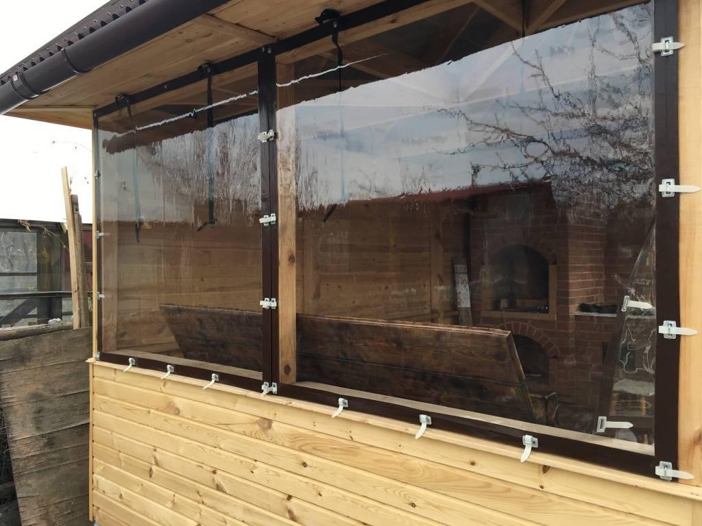 Мягкие окна (31 фото): что это такое, особенности производства и установка пвх-конструкций своими руками, монтаж в кровлю, отзывы