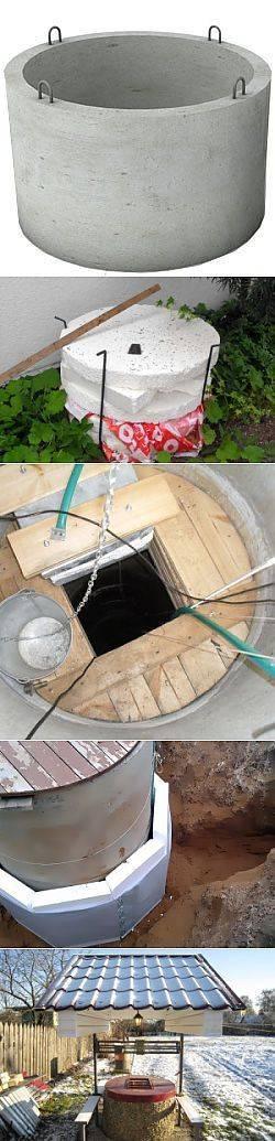 Как утеплить скважину на улице в частном. утепление скважины на зиму: практические советы дачникам