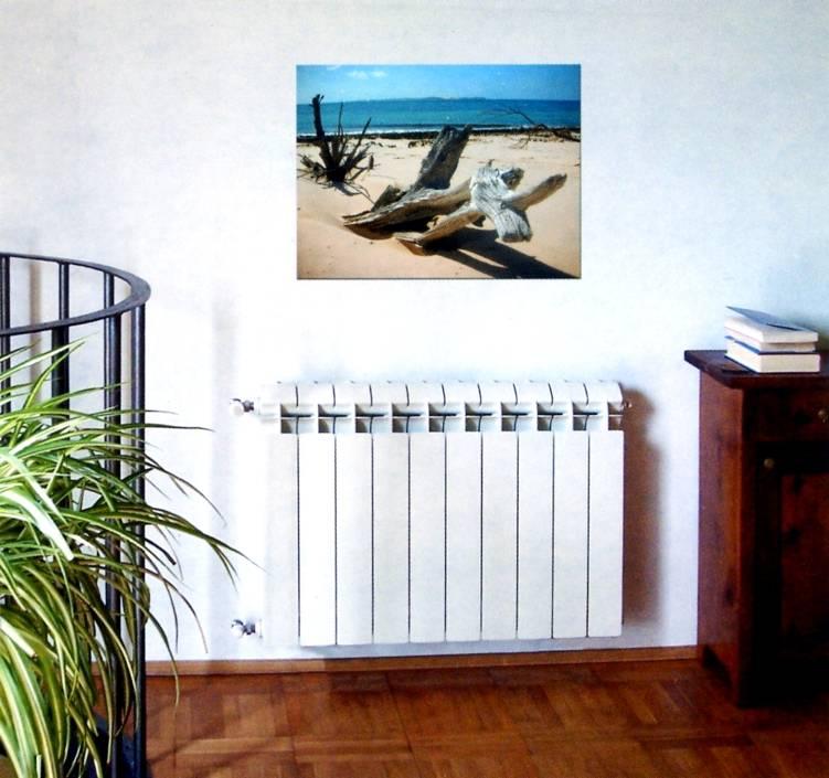 Какой радиатор лучше: алюминиевый или биметаллический