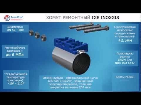Хомуты для труб: для крепления к стене и заземления, ремонтный и сантехнический с резиновым уплотнителем