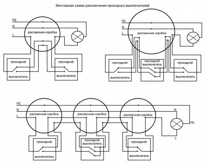 Выбор и установка одноклавишного выключателя – схема подключения и советы как подсоединить и установить выключатель