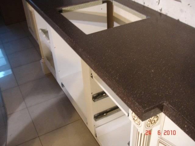 Столешница своими руками: инструкция по изготовлению самодельной столешницы для кухни из дерева и камня (125 фото)