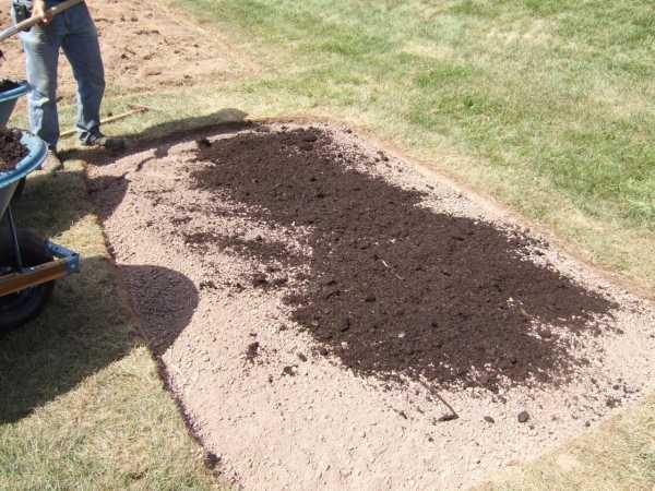 Важный этап в разбивке газона: подготовка участка и грунта под посев травы