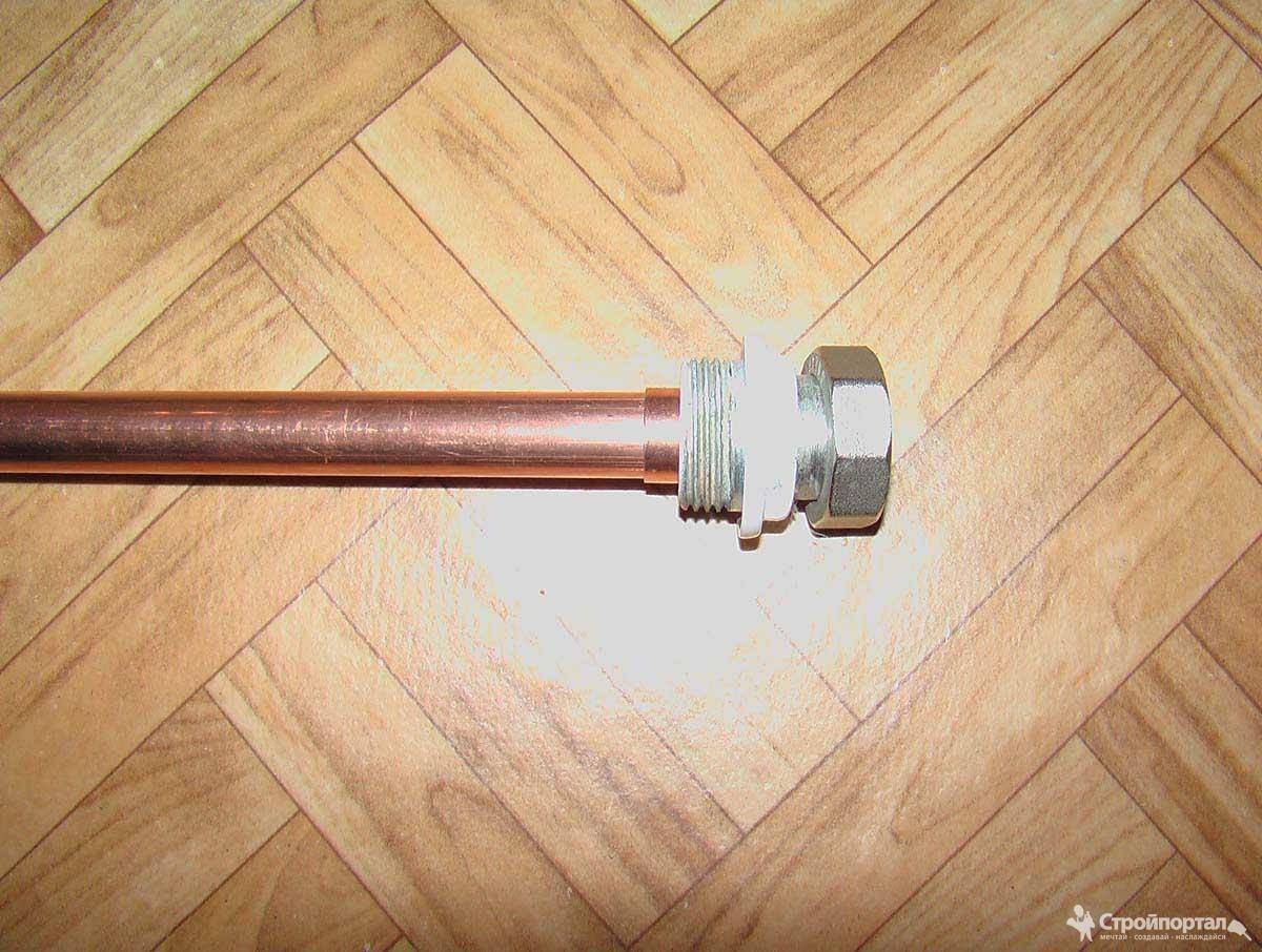 Удлинитель потока для радиатора отопления своими руками