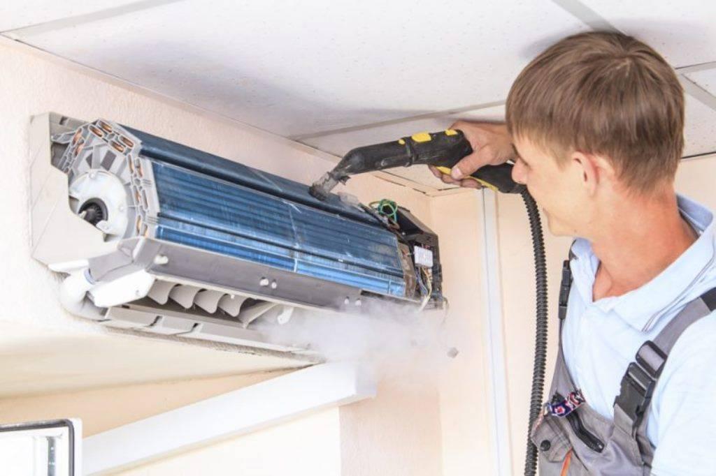 Как почистить дренажную трубку кондиционера дома?