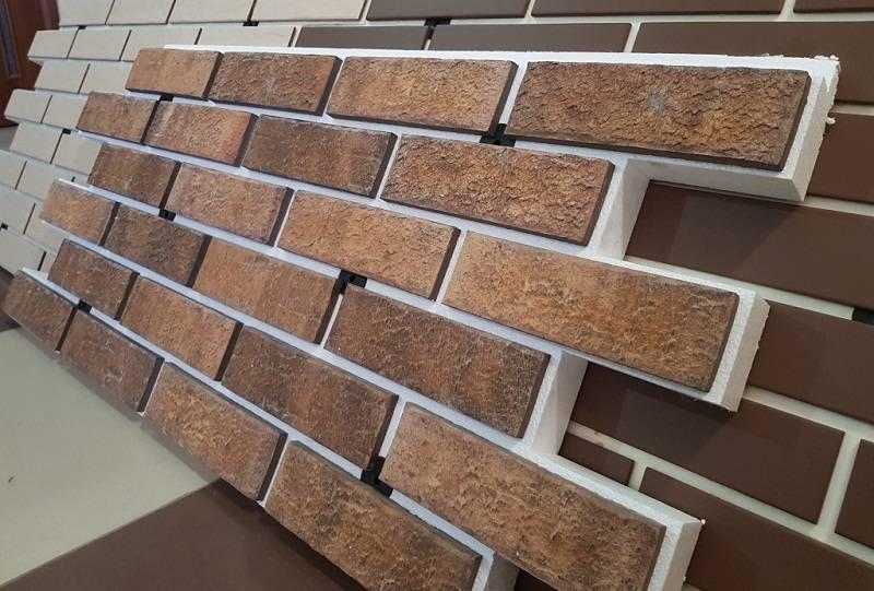 Клинкерные панели для фасада: особенности, виды, монтаж