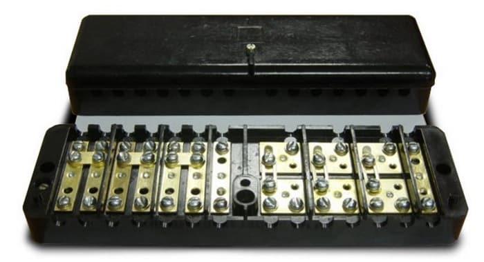 10 проводная схема подключения счетчика через икк