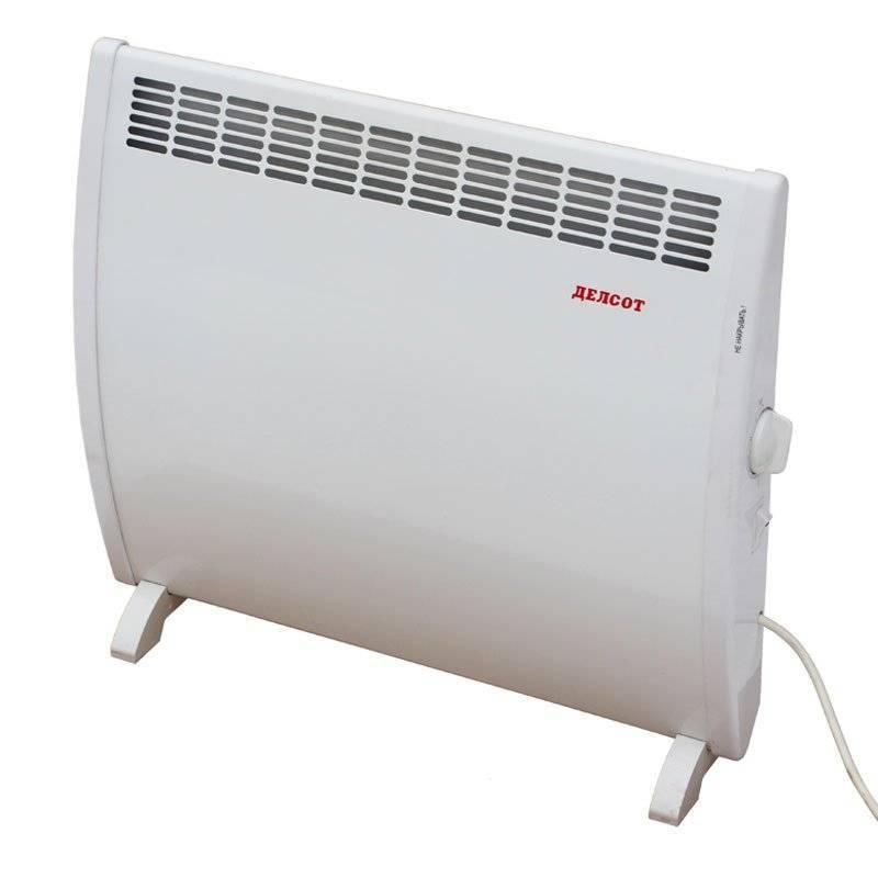 Электрические конвекторы отопления с терморегулятором:  настенные и напольные, цена