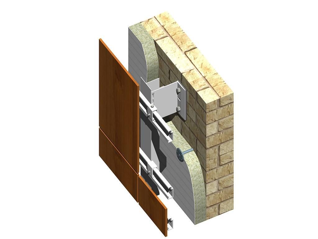 Фасадные системы (49 фото): конструкции вентилируемых фасадов, модели «ронсон» и «альтернатива», варианты установки hilti и «фасст»