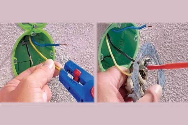 Правильная установка подрозетников: установка подрозетника в бетон и гипсокартон + пошаговый инструктаж