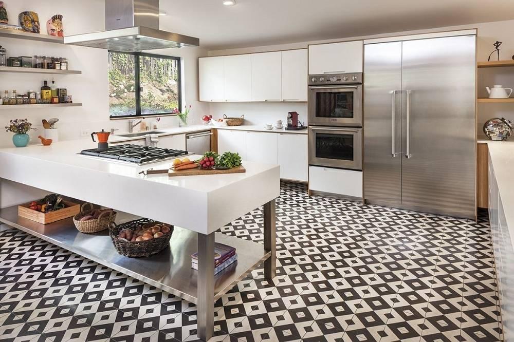 Какой пол лучше на кухне: сравнительный обзор 7-ми вариантов