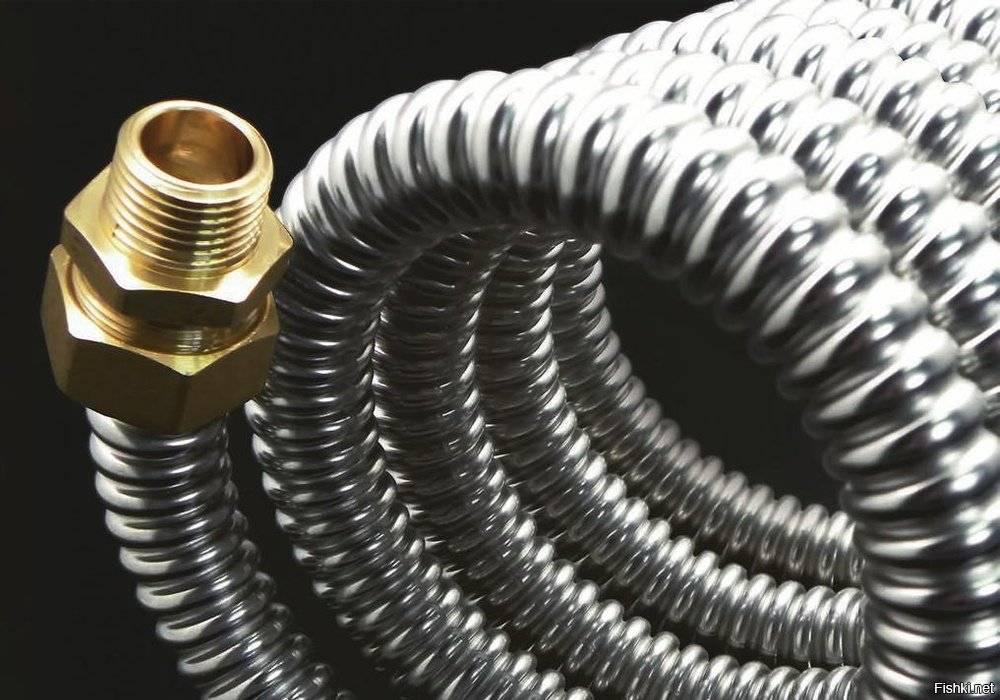 Свойства и характеристики нержавейки для отопления: гофры, гофротрубы, гофрированной трубы