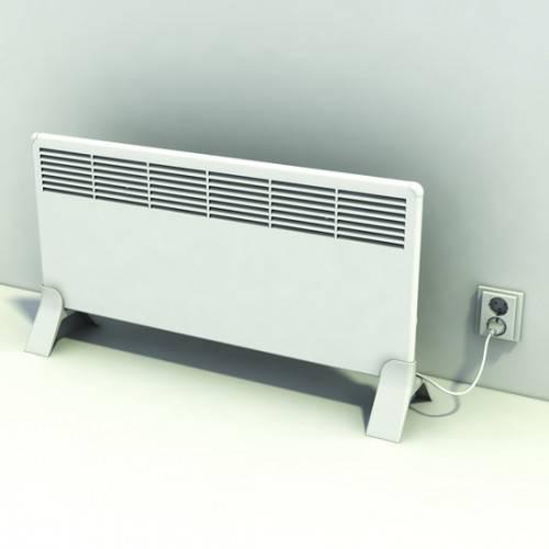 Конвекторы электрические с терморегулятором