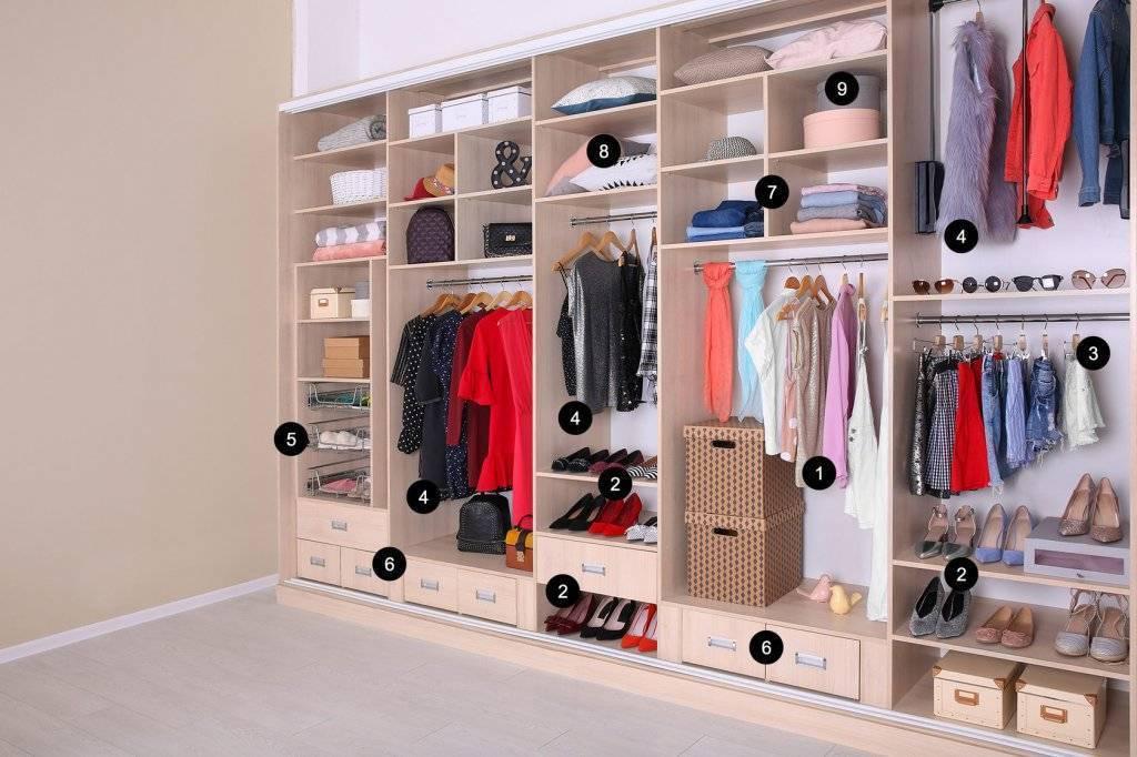 Шкаф-купе в прихожую - идеи дизайна (55 фото): проект интерьера фасада прихожей со шкафом внутри