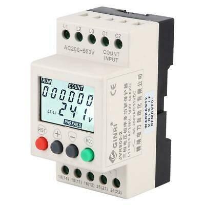 Реле напряжения. выбор, описание, параметры, схемы подключений       электрик