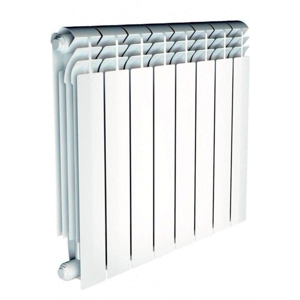 Биметаллические радиаторы sira: цена в москве за батареи отопления - 12, 10, 8 секций