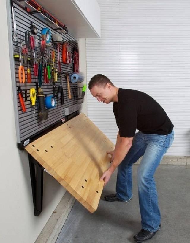 Домашняя мастерская – оптимизация пространства и удобное хранение инструментов   file-don.ru