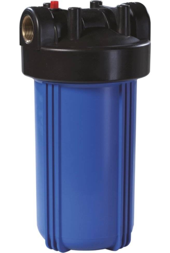 Выбираем проточный магистральный фильтр для воды - 6 советов